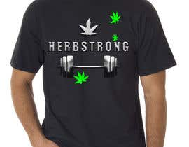 "#34 for Design a T-Shirt Using ""Herbstrong"" by spashik2"