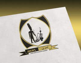 #6 for Design a Logo for Amun's Cafeteria & Shisha Garden by totolbillah