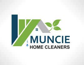 #96 for Design a Logo: MUNCIE HOME CLEANERS by lattif