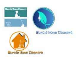#6 for Design a Logo: MUNCIE HOME CLEANERS by e1sales