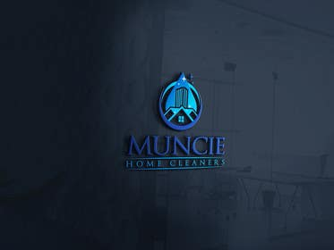 #64 for Design a Logo: MUNCIE HOME CLEANERS by mridulart