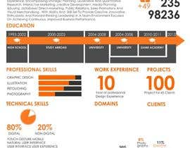 #10 for Design a graphic CV by Dreamachievers