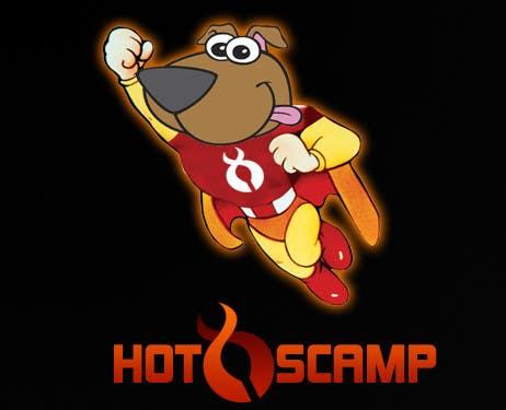 Inscrição nº                                         75                                      do Concurso para                                         Illustration Design for HotScamp