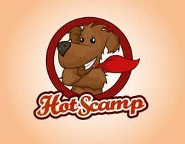 #57 para Illustration Design for HotScamp por ClarkSpendelow