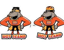 #38 สำหรับ Illustration Design for HotScamp โดย jtmarechal