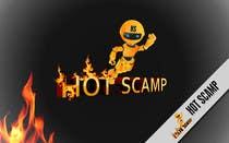 Graphic Design Inscrição do Concurso Nº61 para Illustration Design for HotScamp