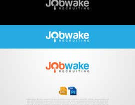 #2 for Logo Design - JobWake by magicwaycg