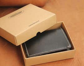 #2 for Create Packaging Design for a Leather Wallet Box by lehamoscow