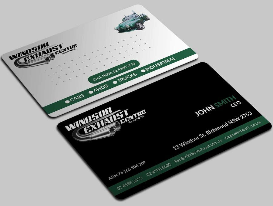 Business Cards Richmond Nsw | Best Business Cards