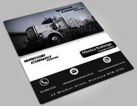 #37 for Design Business Card - Exhaust Centre by abuhanifaeu