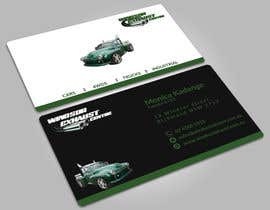 #74 for Design Business Card - Exhaust Centre by abuhanifaeu