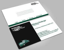 #130 for Design Business Card - Exhaust Centre by abuhanifaeu