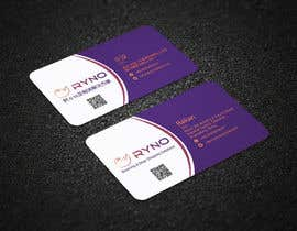 #75 for Create double sided business card, English-Chinese by ruman254