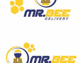 #71 for Design a Logo for Mr Bee by reyryu19