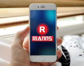 #73 for Logo for Rianns by Sojibhossain3002