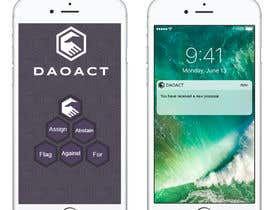 #19 for iPhone App screenshot mockup by medodesigns250