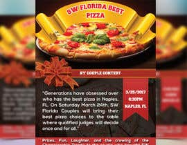 #4 for SW FL Best Pizza by Couple Flyer by vectordot