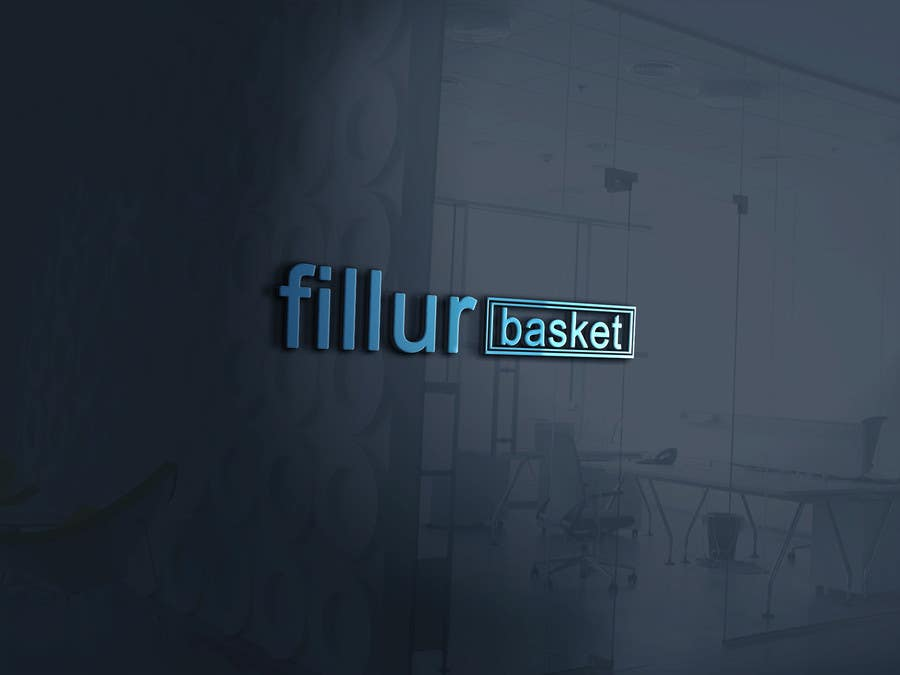 Contest Entry #17 for fillURbasket logo