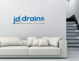 #89 for Design a Logo for JD DRAINS LTD by RVGdesign