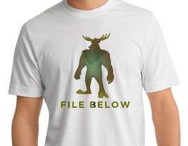 #2 for Moosehead Shirt by asashik065185