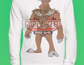 #30 for Moosehead Shirt by farhanakoli000