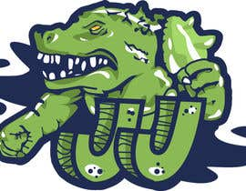 #5 for Dinosaur team Logo by Randoezim
