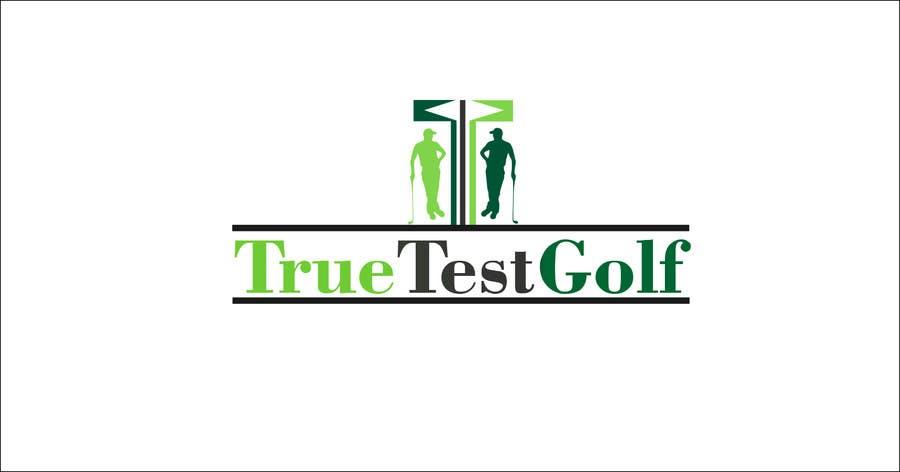 Penyertaan Peraduan #                                        72                                      untuk                                         TrueTestGolf Logo