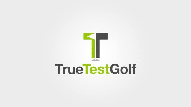 Penyertaan Peraduan #                                        62                                      untuk                                         TrueTestGolf Logo