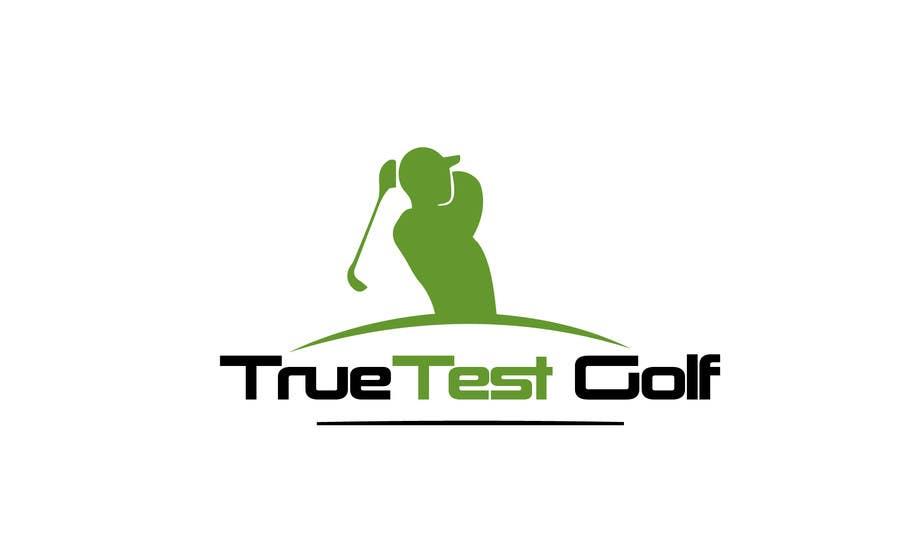Penyertaan Peraduan #                                        57                                      untuk                                         TrueTestGolf Logo