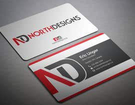 #113 for Redesign Business Card by BikashBapon