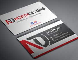 #120 for Redesign Business Card by BikashBapon