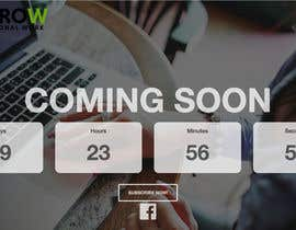#41 for Build a coming soon page for my Website and design the related back ground by maurizionatalia