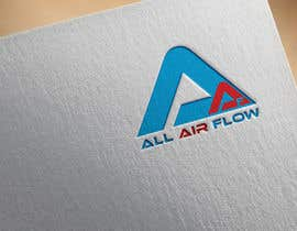 #134 for Design a Logo (All Air Flow) by SakibFLR
