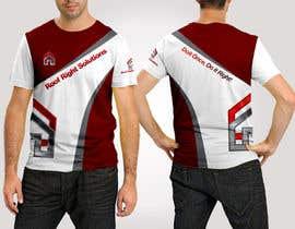 nº 29 pour Design a t-shirt & polo shirt par Qomar