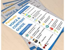 #10 for Design a Flyer that helps people become great writers by ViralS10