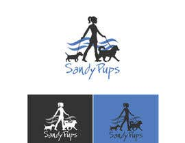 #87 for Design a Dog Walking business logo by threebee