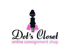 #136 for Dots Closet needs a Logo! by jibon3622