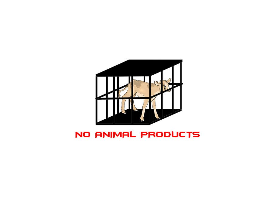 Contest Entry #17 for Design a Logo - for no animal products