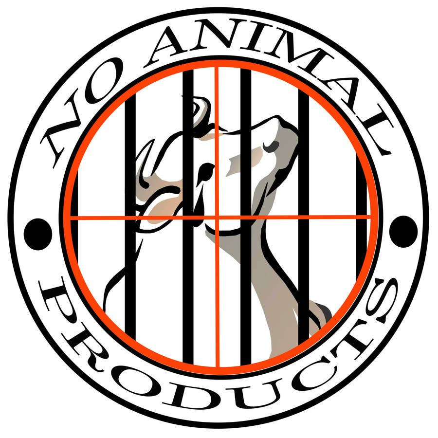 Contest Entry #10 for Design a Logo - for no animal products
