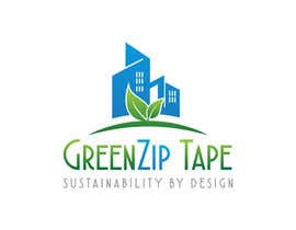 #471 for GREENZIP LOGO by dlanorselarom