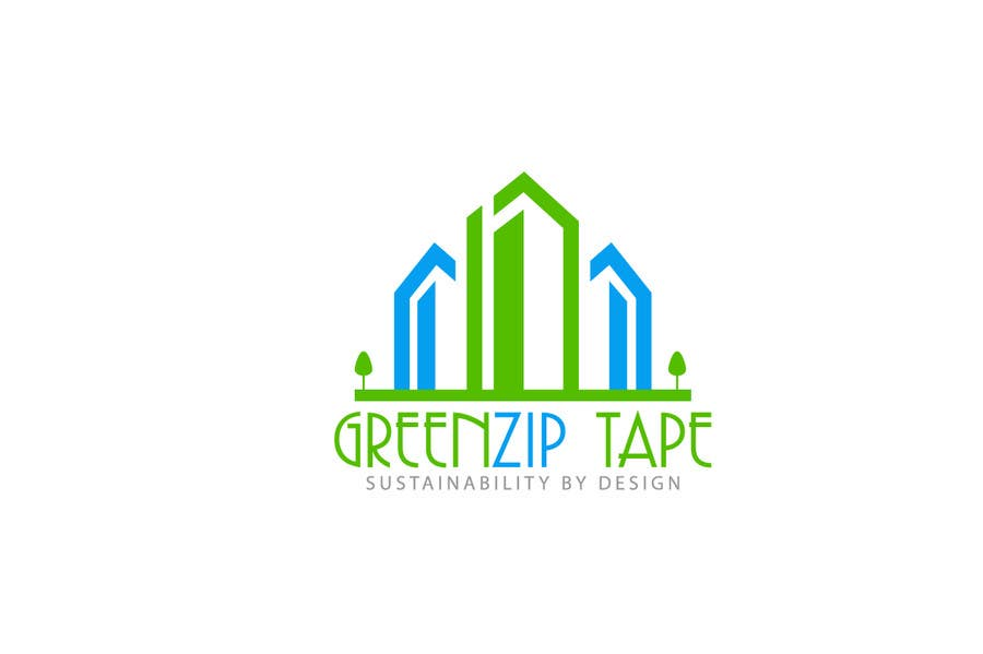 Contest Entry #524 for GREENZIP LOGO