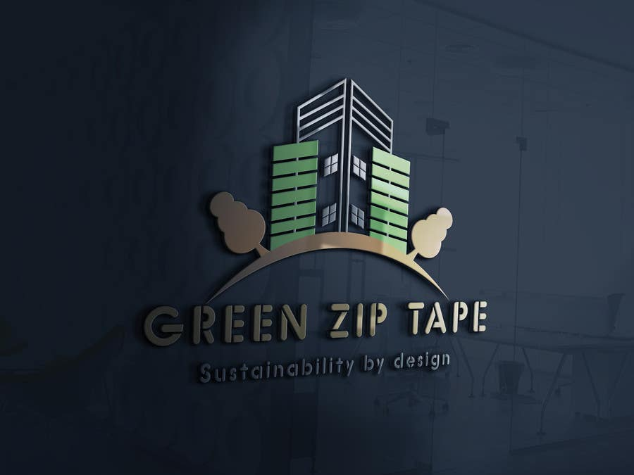 Contest Entry #646 for GREENZIP LOGO