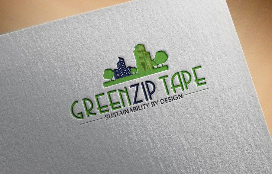 Contest Entry #513 for GREENZIP LOGO