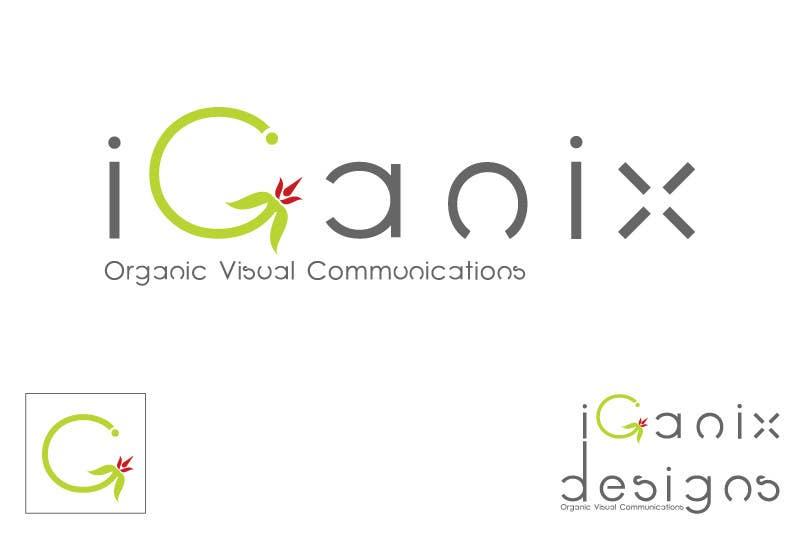 #273 for Logo Design for eGanic Designs by sirvasili