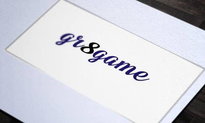 #87 for Gr8game design logo for games social portal by mdsaiful188354