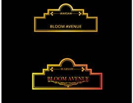 """#48 for Design a Logo """"BLOOM AVENUE"""" by asfiaasa"""