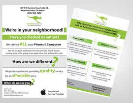 #9 for Direct Mail - Flyer by Jahid