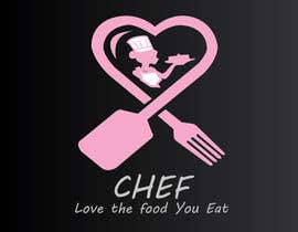 #29 for Personal Chef Logo by totolbillah