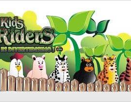 #19 for diseño de logotipo Grande e Ilustracion infantil para imprimir en plotter by joeljessvidalhe