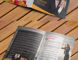#16 for Design a Modern Professional A4 Brochure by stylishwork